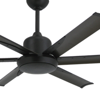 Picture of DC-6 52 in. Indoor/Outdoor Oil Rubbed Bronze Ceiling Fan and Light for DYF