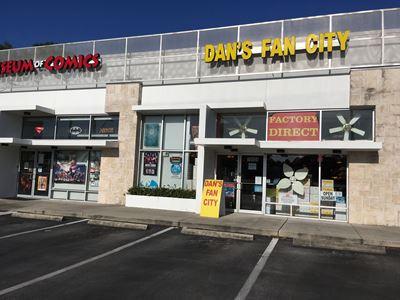 Ceiling Fan Store in New Tampa, FL