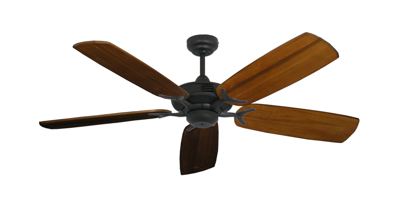 "Picture of Coastal Air Oil Rubbed Bronze with 52"" Series 425 Arbor Oak Blades"