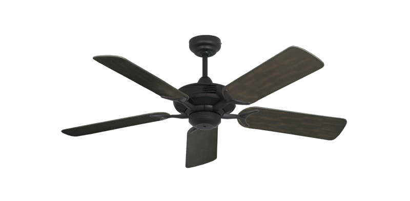 """Picture of Coastal Air Oil Rubbed Bronze with 44"""" Outdoor Oil Rubbed Bronze Blades"""