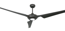 Picture of Ion 76 in. WiFi Enabled Indoor/Outdoor Oil Rubbed Bronze Ceiling Fan with 15W LED Light and Remote Control