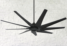 Liberator 72 in. WiFi Enabled Indoor/Outdoor Oil Rubbed Bronze Ceiling Fan