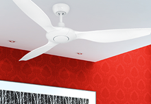 Vogue 60 in. Indoor/Outdoor WIFI Pure White Ceiling Fan