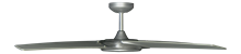 Picture of Starfire 56 in. Brushed Nickel BN-1 Ceiling Fan with LED Light and Remote