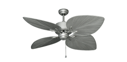 "Picture of Bombay Brushed Nickel (BN-1) with 50"" Bombay Brushed Nickel (BN-1) Blades"
