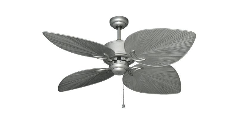 """Bombay Brushed Nickel (BN-1) with 50"""" Bombay Brushed Nickel (BN-1) Blades"""