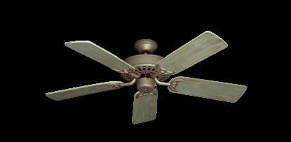 "Bimini Breeze V Antique Bronze with 44"" Driftwood Blades"
