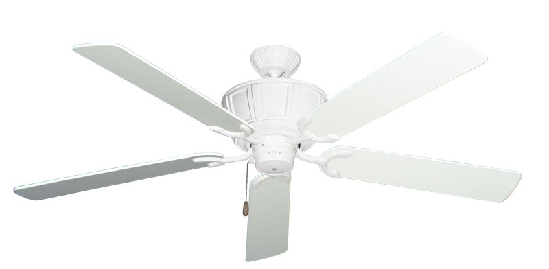 """Picture of Centurion Pure White with 60"""" Pure White Blades"""