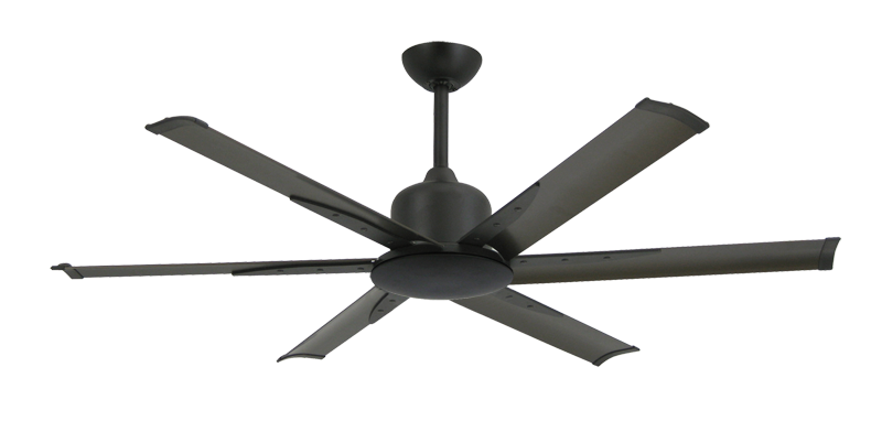 """Picture of Titan II Oil Rubbed Bronze with 52"""" Aluminum Oil Rubbed Bronze Blades with Remote"""