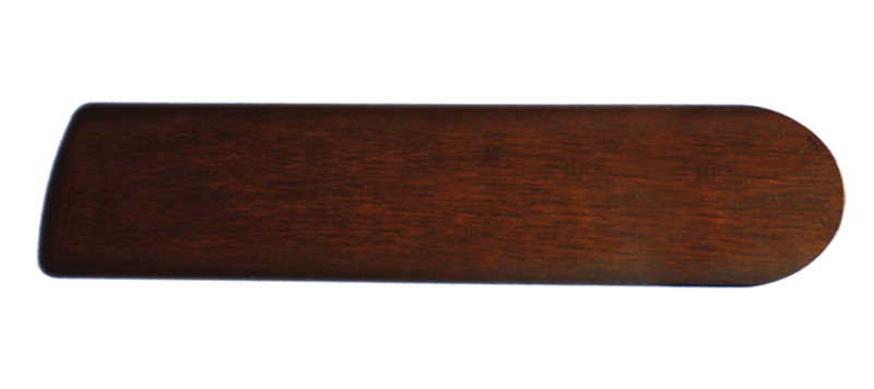 """Picture of 60"""" Distressed Walnut Blades (M-Series ONLY)"""