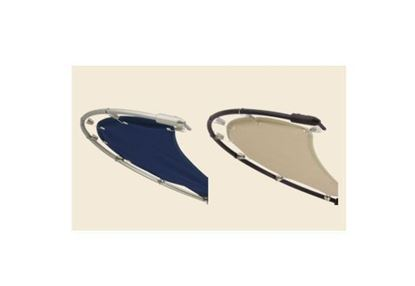 Picture of Twinstar Nautical Antique Bronze with Blue Canvas Blade Set