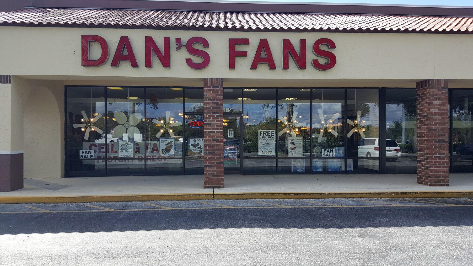 Ceiling Fan Store In Altamonte Springs Fl Dan S Fan