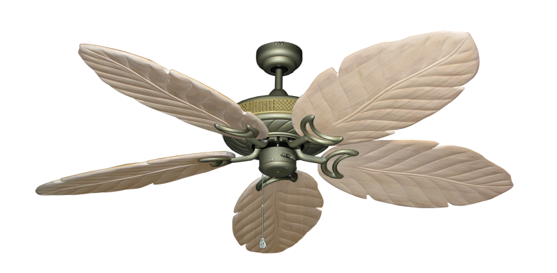 Atlantis Ceiling Fan In Antique Bronze With 58 Quot Series 100