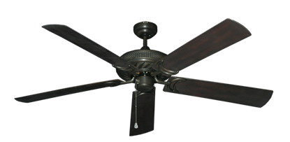 "Picture of Atlantis Oil Rubbed Bronze with 60"" Outdoor Oil Rubbed Bronze Blades"