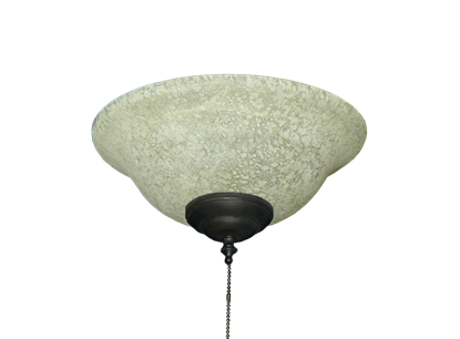 Picture of 176 Basic Glass Bowl Light in Tea Stone Glass