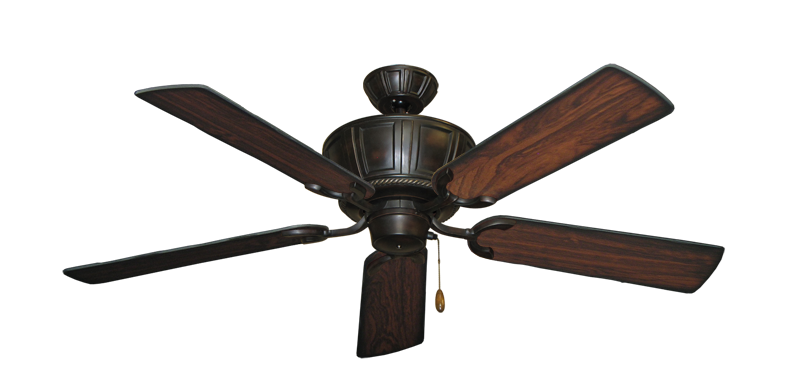 Centurion Ceiling Fan In Oil Rubbed Bronze With 52 Quot Burnt