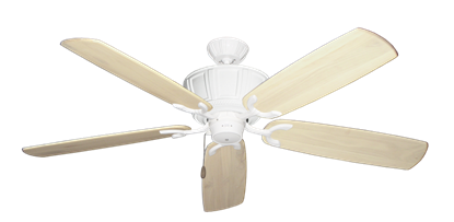 "Picture of Centurion Pure White with 60"" Series 450 Arbor Whitewash Blades"