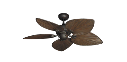 "Picture of 42"" Bombay Oil Rubbed Bronze with 42"" Bombay Oil Rubbed Bronze Blades"